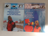 TEODOR GH. NEGOITA- STIINTA PE GHEATA CU CHINEZII IN ANTARCTICA +AMBASADA ROMANI