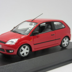 Macheta Ford Fiesta Minichamps 1:43