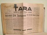 Ziar al exilului românesc din Italia_TARA Tribuna romanilor liberi_Roma 1950