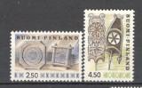Finlanda.1976 Arta populara  KF.117, Nestampilat