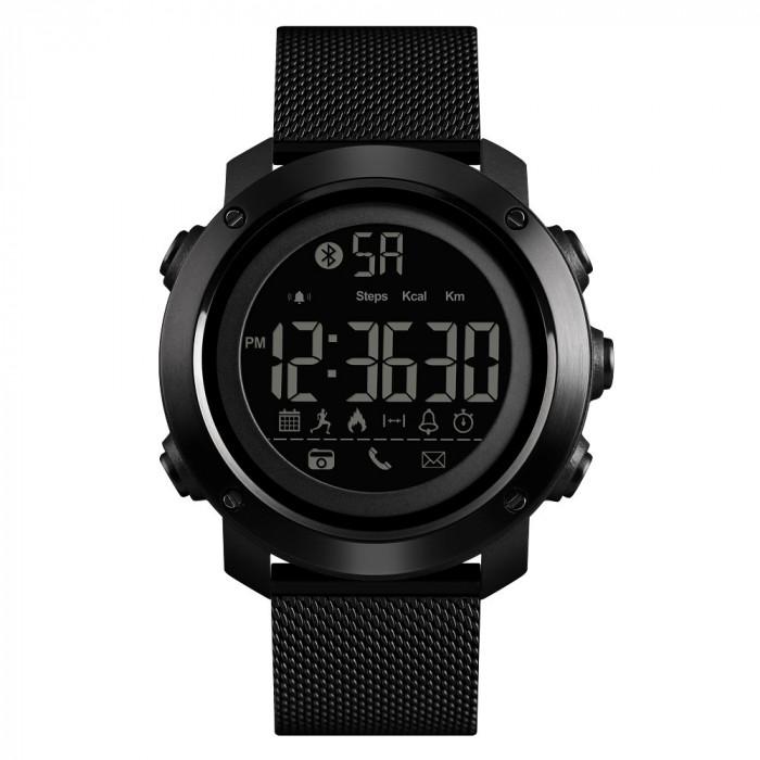 Ceas Skmei digital alarma cronometru waterproof 50M inot Bluetooth Pedometer