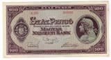 Ungaria 1945 - 100 pengo XF+/aUNC