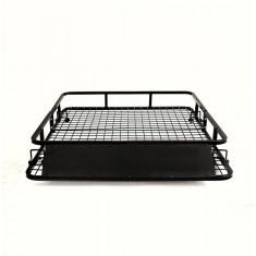 Portbagaj plafon auto metalic tip grilaj 100kg, 121 x 100 x 14.5cm AL-201219-2