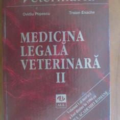 Medicina legala veterinara vol 2