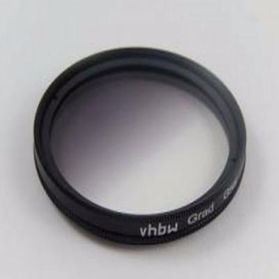 Filtru gradient universal de culoare gri 55 mm rotativ foto
