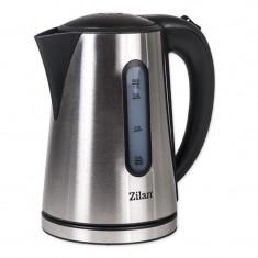 Fierbator electric Zilan, 1.7 l, 2200 W, Inox
