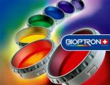 Set 7 lentile color therapy Bioptron Pro.1, noi, la cutii.