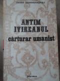 ANTIM IVIREANUL CARTURAR UMANIST - FANNY DJINDJIHASVILI
