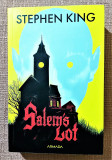 Salem's Lot. Editura Nemira, 2020 - Stephen King