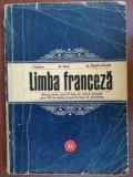 Limba franceza manual pentru anul IV licee de cultura generala (anul VIII de studiu)- I. Braescu, M. Sores