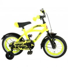Bicicleta Cruiser 12 inch Galben