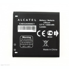 Acumulator Alcatel OT 991D OT 6010X One Touch Star 6010D One Touch Star CAB32A0000C1