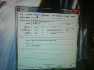 Kit Gigabyte GA-G41MT-S2-PT+cpu E8400-2x3.00Ghz+!8Gb DDR3+cooler P125