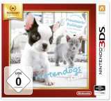Nintendo 3DS Nintendogs Bulldog + New Friends Selects