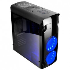 Sistem Gaming AMD Ryzen 5-1600x\8GB DDR4, 1TB\SSD240\Radeon RX570-4gb
