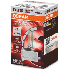 Bec Xenon D3S Osram 66340XNL NIGHT BREAKER LASER Xenarc NEXT Generation +200%