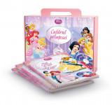 Cufărul prințesei (6 cărți + 6 CD audio). Cutie cadou