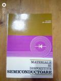 Materiale si dispozitive semiconductoare-Ion Dima,Ion Munteanu