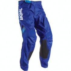 Pantaloni motocross copii Thor Pulse Air culoare albastru marime 26 Cod Produs: MX_NEW 29031421PE