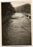 Fotografie plutarit busteni Lotru Brezoi 1937