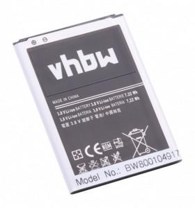Acumulator pentru samsung galaxy s4 mini u.a. 1900mah mit nfc-funktion, B500BE, B500BU