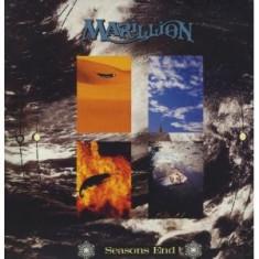 MARILLION Seasons End LP gatefold (vinyl)