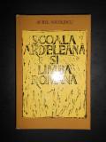 AUREL NICOLESCU - SCOALA ARDELEANA SI LIMBA ROMANA