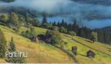 Carte postala Bucovina SV142 Paltinu -Sfarsitul verii - necirculata