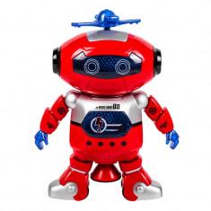Robot inteligent The Music Robot 09, sunet si lumina
