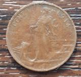 (M1161) MONEDA ITALIA - 1 CENT 1914, VITTORIO EMANUELE III