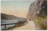 #2395- Romania, Orsova carte postala circulata 1911: Defileul Cazane