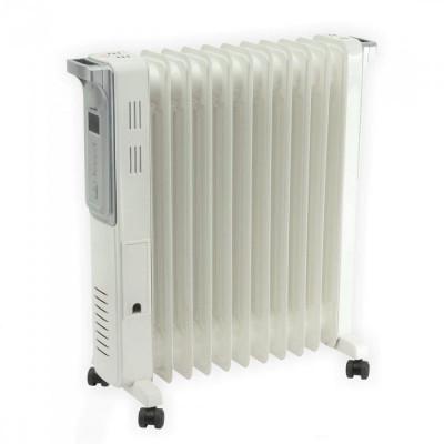 Calorifer electric, 2200w, ecran digital, 11 elementi, home foto