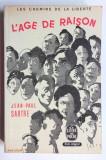 L'age de raison - Les chemins de la liberte - Jean-Paul Sartre - Texte integral