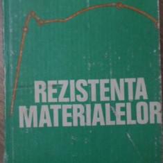 REZISTENTA MATERIALELOR - IOAN DEUTSCH