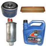 Kit pentru schimb ulei + filtre Dacia Logan Diesel Elf 8477