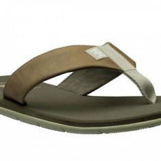 Papuci flip-flop Helly Hansen Seasand Leather Sandal 11495-723 pentru Barbati