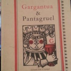 Gargantua & Pantagruel – Francois Rabelais