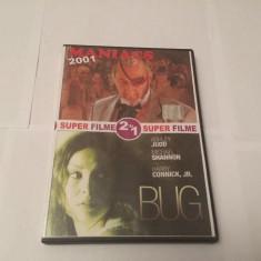 2001 Maniacs si Bug - Filme Horror Set 2 DVD-uri Originale