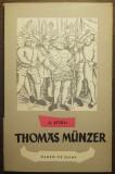 A. Stekli - Thomas Munzer (Oameni de seama)