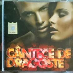 Cantece De Dragoste (Iris, Pasarea Colibri, Vita De Vie, Compact) (1 CD), roton