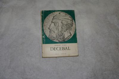 Decebal - Dumitru Almas - 1972 foto