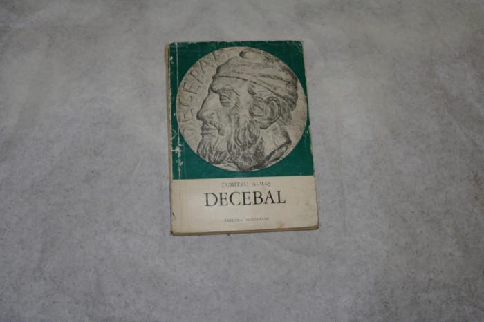Decebal - Dumitru Almas - 1972