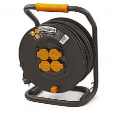 Prelungitor electric rola 3x2.5, 40m