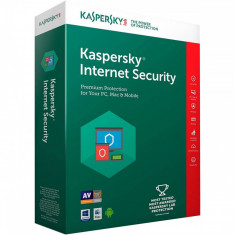 Reinnoire Licenta Box Kaspersky Internet Security 1 an 1 utilizator