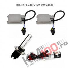 Set xenon H7 CAN-BUS 12V 35W 4300K