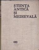 RENE TATON - ISTORIA GENERALA A STIINTEI ( 4 VOLUME )