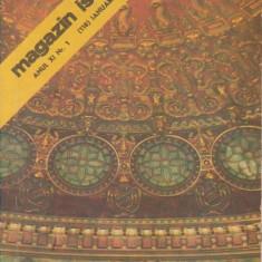 Magazin istoric, Ianuarie 1977