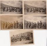 LOT 5 FOTOGRAFII BATALIONUL 14 VANATORI DE MUNTE ~ CRIMEIA(Crimeea) aprilie 1942
