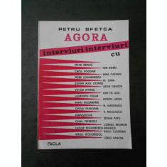 PETRU SFETCA - AGORA