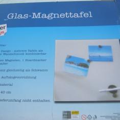Tabla magnetica 40x40 cm